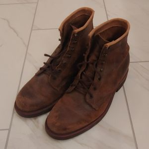 Chippewa Industrial Leather Service Work Boots